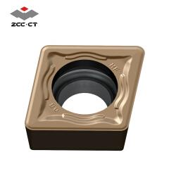 株洲钻石 硬质合金及金属陶瓷刀片;CCMT060204-AHF YB9320