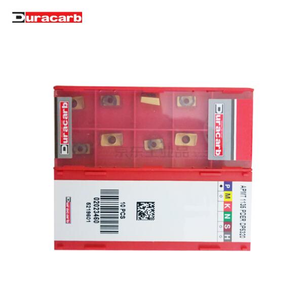 杜龙卡浦 铣刀片;APMT1135PDER DP5320