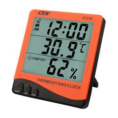 胜利仪器(victor) 家用温湿度表;VC230
