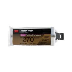 3M DP270(黑色) 非腐蚀性结构胶,48.5ml;DP270(黑色)-48.5ml