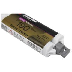 3M DP190(灰色) 高品质结构胶,48.5ml;DP190(灰)-48.5ml