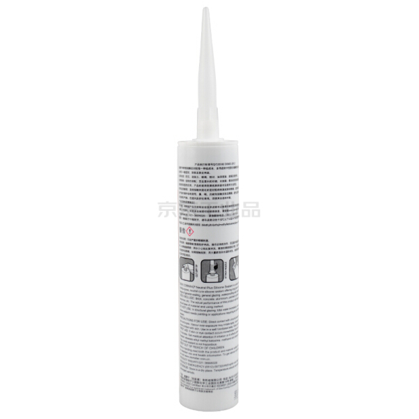 陶熙(DOWSIL) 通用性酸性固化硅酮密封胶,300ml/支;GP 白色