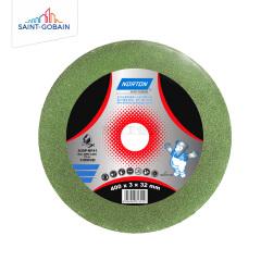 圣戈班 (诺顿)银熊绿色切割片,355X2.6X25.4mm,25片/盒,1盒/箱;A36P-355x2.6x25.4-T41-NORTON/BEAR 绿片