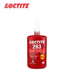 汉高 乐泰(LOCTITE) 红色耐油型高强度螺丝锁固胶;263 250ml
