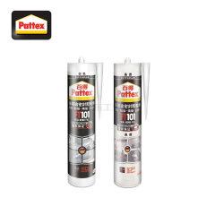 百得(Pattex)多功能密封胶 玻璃胶 防水防霉玻璃胶 防紫外线密封胶