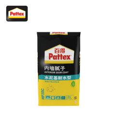 汉高 百得(Pattex)水泥基耐水型内墙腻子20公斤;MP20C