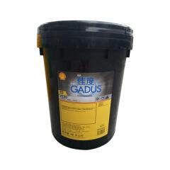 壳牌(Shell) 佳度 润滑脂18kg;GADUS-S2V220-2 18KG