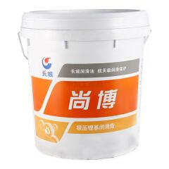 长城(SINOPEC) 极压锂基润滑脂18升(15kg);尚博1号