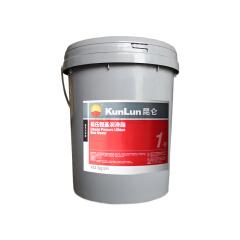 昆仑 极压锂基润滑脂(15kg);1# 15kg