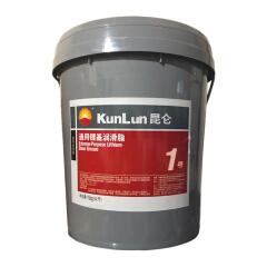 昆仑 通用锂基润滑脂(15kg);1# 15kg