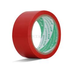 永乐 警示胶带(红)24mm*22m*0.13mm,144卷/箱;YL242201