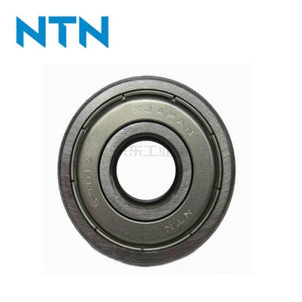 NTN(恩梯恩) 单列深沟球轴承,双面防尘盖(铁盖);6003ZZC3/5K