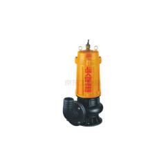 SRM(人民水泵) 无堵塞潜水排污泵;50WQD10-10-0.75