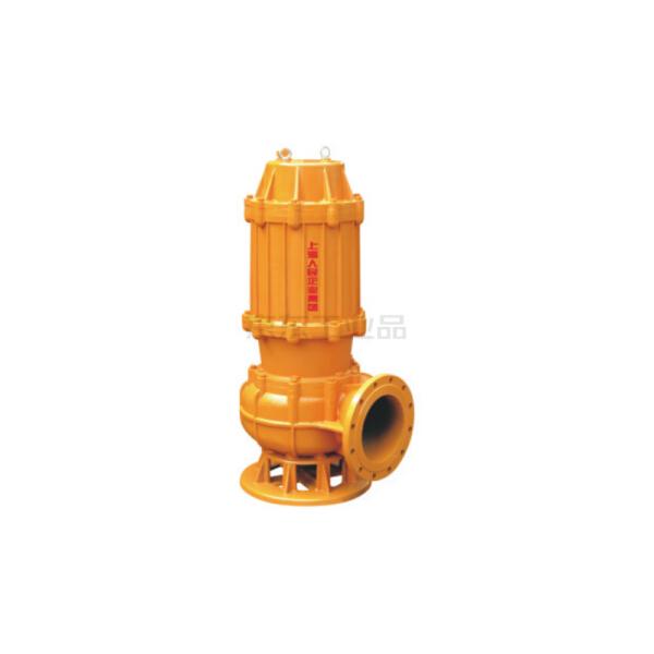 SRM(人民水泵) 无堵塞潜水排污泵;50WQ15-30-3