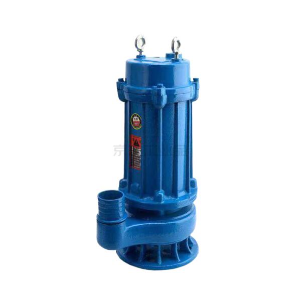 景牛 污水污物潜水电泵;WQD15-14-1.5