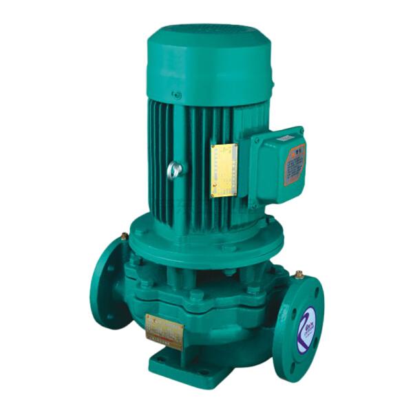人民水泵 IRG立式管道泵;32-125-0.75