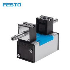 费斯托(FESTO) 标准型方向控制阀,电磁阀;JMN1H-5/2-D-1-C