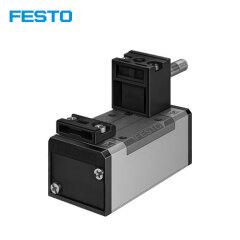 费斯托(FESTO) 标准型方向控制阀,电磁阀;MFH-5/2-D-1-C