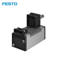费斯托(FESTO) 标准型方向控制阀,电磁阀;MN1H-5/2-D-1-FR-C