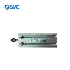 SMC 自由安装型气缸,单杆双作用;CDU10-30D