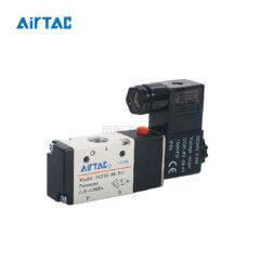亚德客(AirTAC) 二位三通单电控电磁阀,端子式;3V21008NCB
