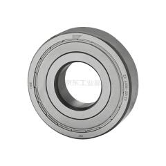 SKF(斯凯孚) 单列深沟球轴承,双面防尘盖(铁盖);6204-2Z