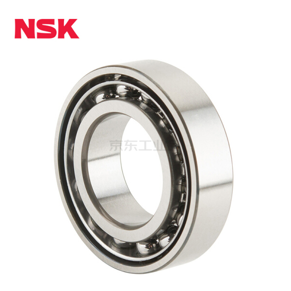 NSK(恩斯克) 单列角接触球轴承,开放型,日本品【商业包装(有独立包装盒)】;7000AW 5