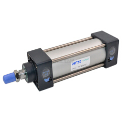 亚德客(AirTAC) 标准气缸(拉杆式),双作用,无磁环;SC50X200