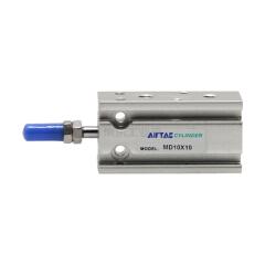 亚德客(AirTAC) 多位置固定型气缸,双作用,无磁环;MD6X5