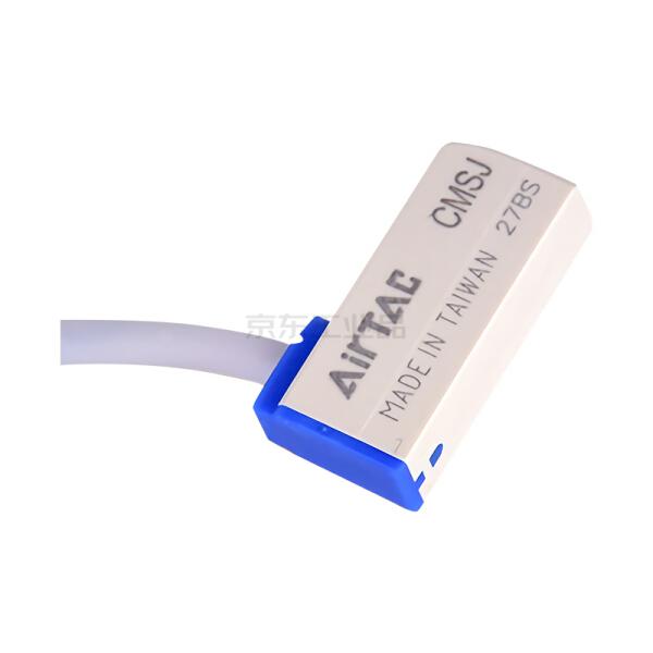 亚德客(AirTAC) 磁簧式磁性开关,有触点,直接出线式,线长3m;CMSJ-030