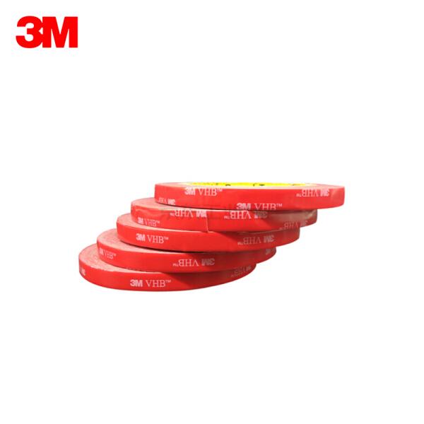 3M 5608A-GF VHB高强度丙烯酸泡棉 双面胶带(最大分切宽度600mm)20mmX33m;XB003829032-20
