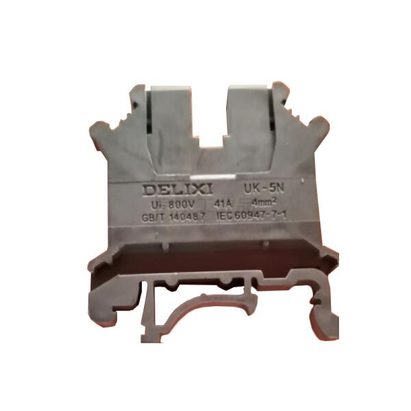 德力西电气 接线端子;UK-5N/1片