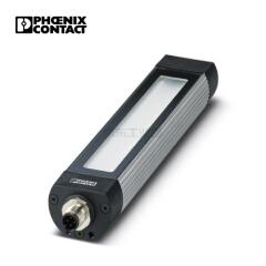 菲尼克斯 LED机床照明,24VDC,照射角度85°/95°,色温5000K,长度190mm,直径40mm,M12针式插头连接器;PLD M 260 W-85/95 190/D40