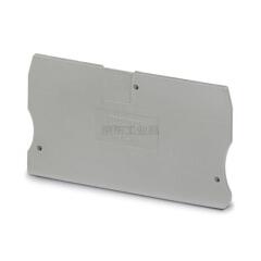 菲尼克斯 组合式端子附件,端板;D-ST16