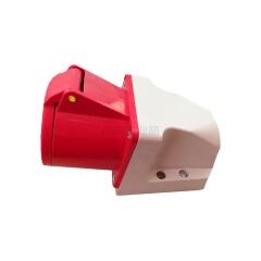 德力西电气 工业用明装插座;DEP2-115 16A 5芯 415V
