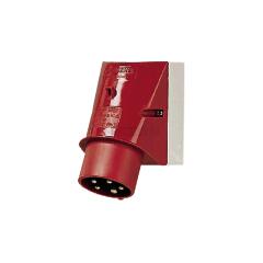 曼奈柯斯(MENNEKES) 明装工业插头,16A/5P/6H/400V/IP44;342