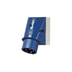 曼奈柯斯(MENNEKES) 明装工业插头,16A/5P/9H/230V/IP44;341