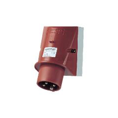 曼奈柯斯(MENNEKES) 明装工业插头,16A/4P/6H/400V/IP44;336