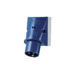 曼奈柯斯(MENNEKES) 明装工业插头,16A/3P/6H/230V/IP44;332