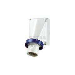 曼奈柯斯(MENNEKES) 明装工业插头,63A/3P/6H/230V/IP67;1107
