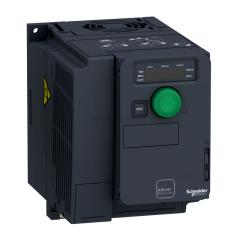 施耐德电气 三相变频器,紧凑型;ATV320 0.75kW 400V 三相