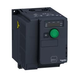 施耐德电气 单相变频器,紧凑型;ATV320 1.1kW 220V 单相