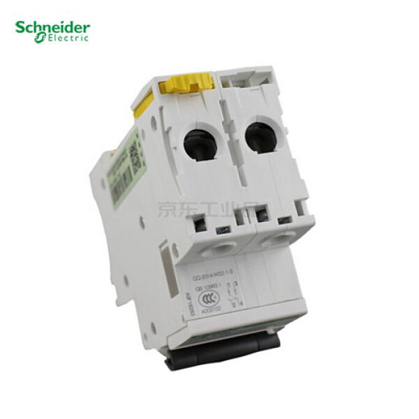 施耐德电气 小型断路器;iC65N 2P C16A