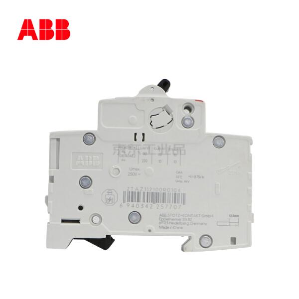 ABB SH200系列微型断路器;SH201-C16