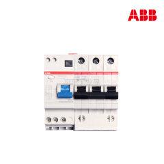 ABB GSH200型带过电流保护的电子式剩余电流保护器,16个/箱;GSH203 AC-C25/0.03