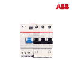 ABB GSH200型带过电流保护的电子式剩余电流保护器;GSH203 AC-C50/0.03