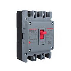 德力西电气 塑壳断路器;CDM3-160S/3300 160A