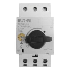 伊顿穆勒 电动机保护断路器;PKZM0-6,3