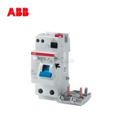 ABB DDA200 漏电模块;DDA202 AC-63/0.03