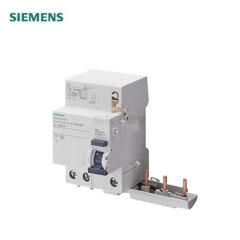 西门子 5SL4的电子式剩余电流模块,3极,型号AC,内:40A,30mA;5SM9 RC-Unit 0.3-40A/3P/30 mA AC